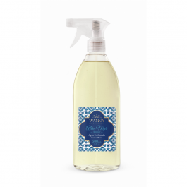 Água Perfumada Ambar 500ml Wanna